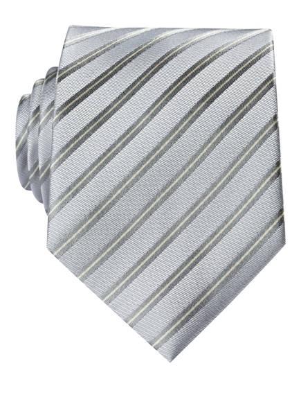 PAUL Krawatte , Farbe: SILBER GESTREIFT (Bild 1)
