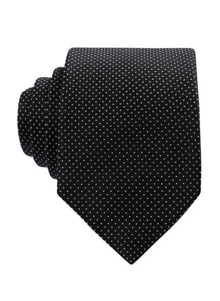 PAUL Krawatte , Farbe: SCHWARZ / SILBER (Bild 1)