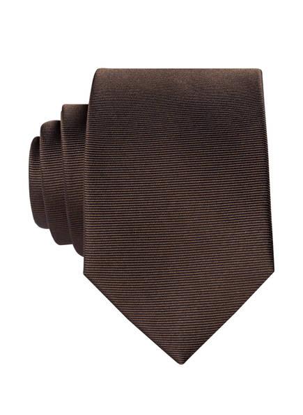 PAUL Krawatte , Farbe: BRAUN (Bild 1)