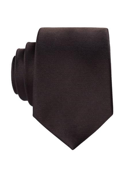 PAUL Krawatte , Farbe: DUNKELBRAUN (Bild 1)
