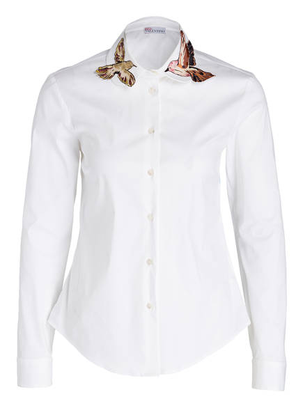RED VALENTINO Bluse mit Patches