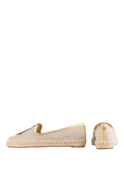 TORY BURCH Espadrilles PARROT mit Patches