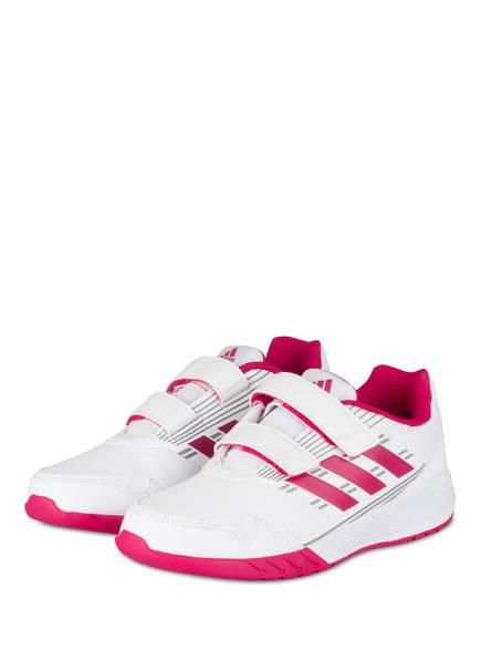 adidas Laufschuhe ALTARUN, Farbe: WEISS/ VIOLETT (Bild 1)