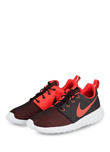 Nike Sneaker ROSHE ONE, Farbe: SCHWARZ/ ROT (Bild 1)