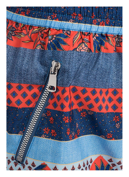 SEAFOLLY Shorts CARIBBEAN KOOL