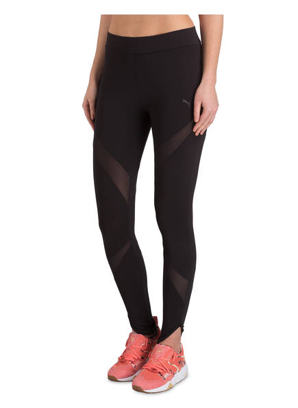 PUMA Tights MESH<br>       SWAN PACK