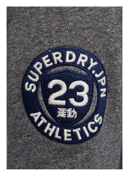 Superdry Sweatjacke APPLIQUE BOMBER