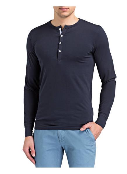 KnowledgeCotton Apparel Henley-Shirt