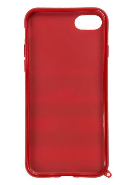 IPHORIA iPhone-H&uuml;lle MONSTER mit Pelz-Pompon<br>         f&uuml;r iPhone 7