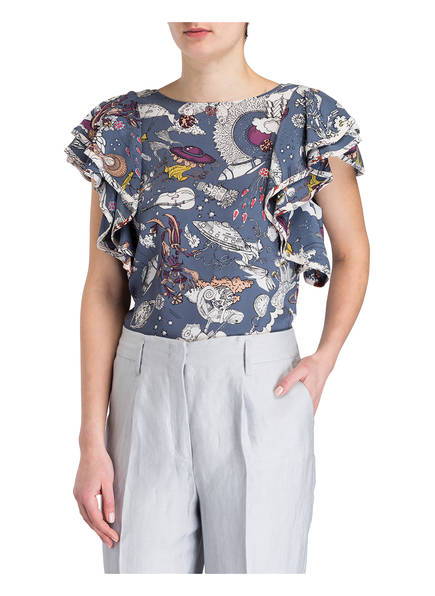 DOROTHEE SCHUMACHER Top mit Volants