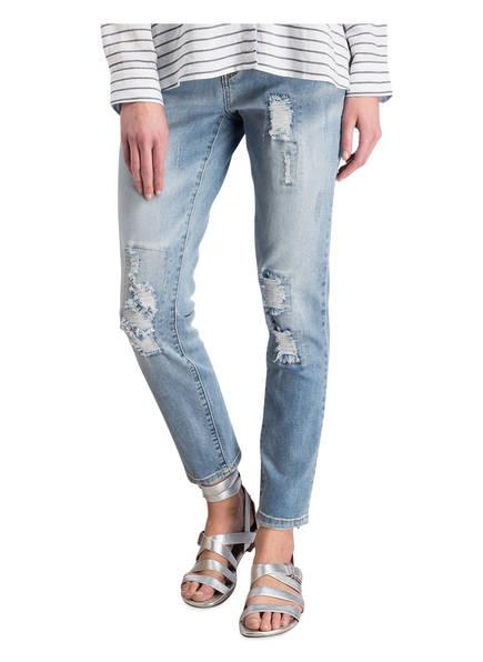 DARLING HARBOUR Destroyed-Jeans
