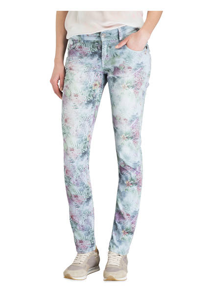 COCCARA Skinny-Jeans CURLY