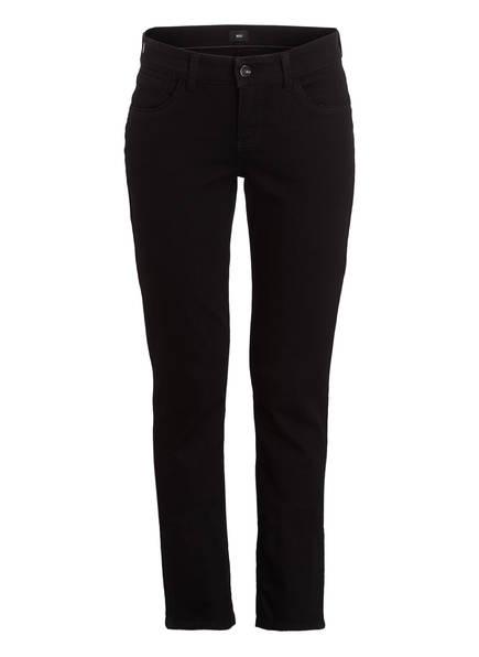 MAC 7/8-Jeans CARRIE PIPE, Farbe: BLACK (Bild 1)