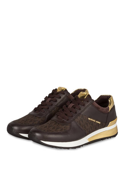MICHAEL KORS Sneaker ALLIE, Farbe: BRAUN (Bild 1)