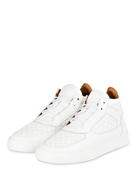 Hightop-Sneaker FAISCA - WEISS Leandro Lopes Modestil Erstaunlicher Preis Zu Verkaufen 1fEBmgubk