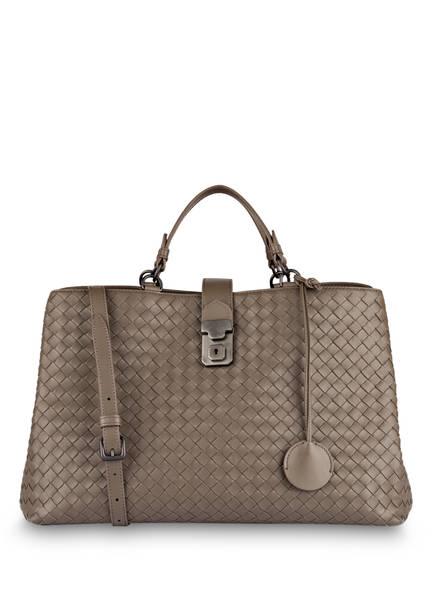 BOTTEGA VENETA Handtasche ROMA, Farbe: STEEL (Bild 1)