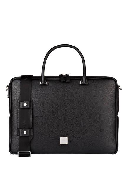 laptop tasche ottomar medium von mcm bei breuninger kaufen. Black Bedroom Furniture Sets. Home Design Ideas