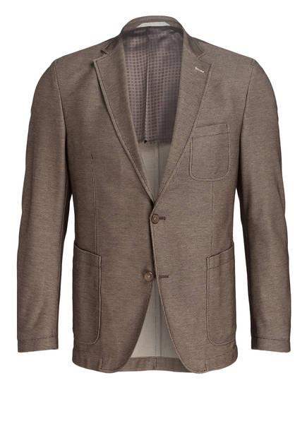 STROKESMAN'S Sakko Slim Fit, Farbe: BRAUN/ WEISS (Bild 1)