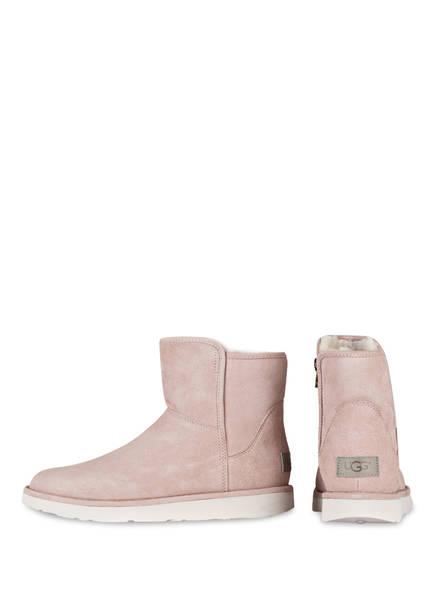 UGG Fell-Boots ABREE MINI <br>          gef&uuml;ttert