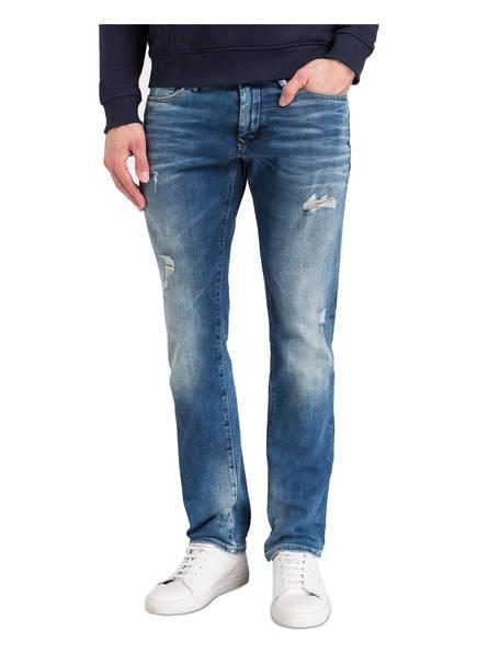 HILFIGER DENIM Destroyed-Jeans SCANTON Slim-Fit