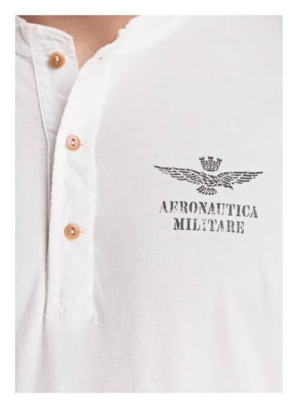 AERONAUTICA MILITARE Henley-Shirt SERAFINO