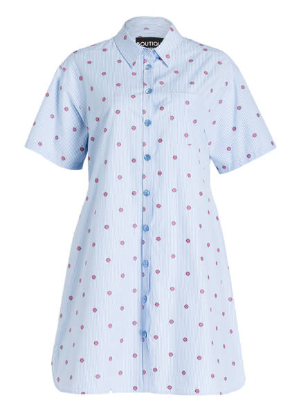 BOUTIQUE MOSCHINO Blusenkleid mit Stickerei