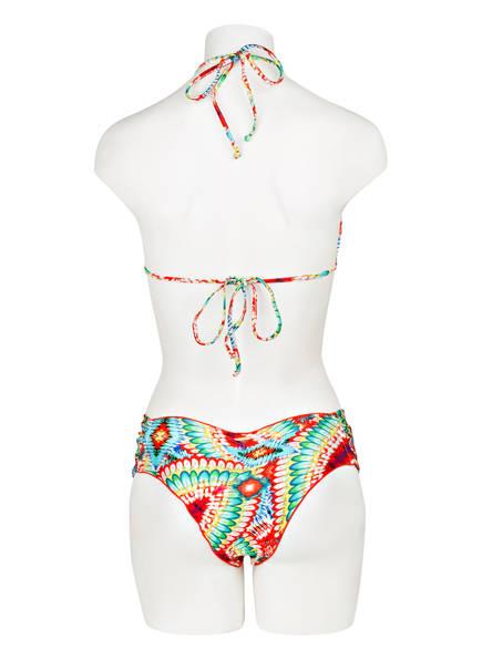 Luli Grün Blau hose Fama Wild Bikini Heart Rot ArA7wBq