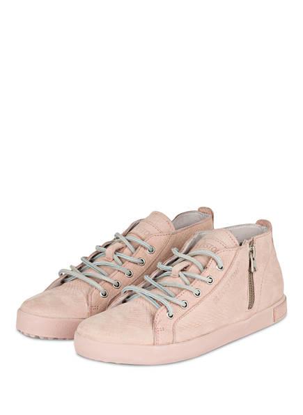 Hightop-Sneaker mit Reisverschluss von BLACKSTONE bei Breuninger kaufen e29bac5d38