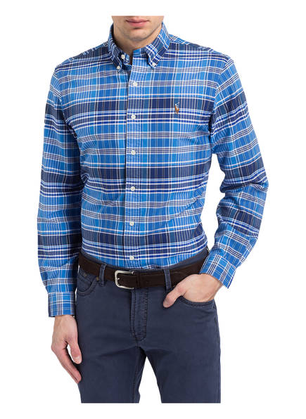 POLO RALPH LAUREN Oxfordhemd Custom-Fit