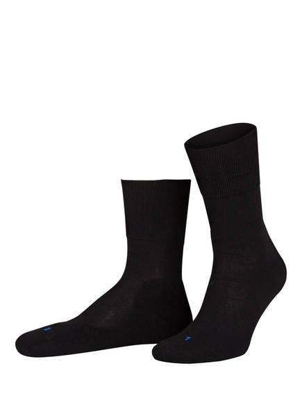 FALKE Socken RUN, Farbe: 3000 BLACK (Bild 1)