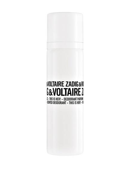 ZADIG & VOLTAIRE Fragrances THIS IS HER! (Bild 1)