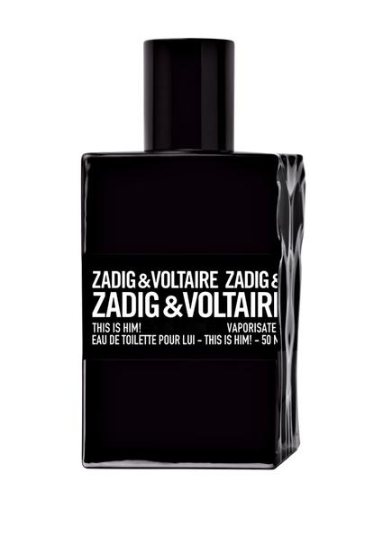 ZADIG & VOLTAIRE FRAGRANCES THIS IS HIM! (Bild 1)