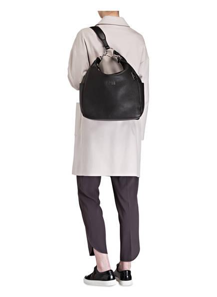 BREE Hobo-Bag NOLA 6<br>          als Rucksack tragbar
