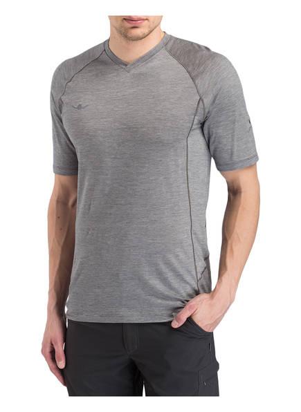 KAIKKIALLA T-Shirt MAINIO mit Merinowolle