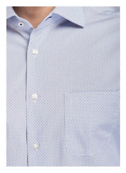 Jacques Britt Halbarm-Hemd Custom-Fit<br>          Minimal Print