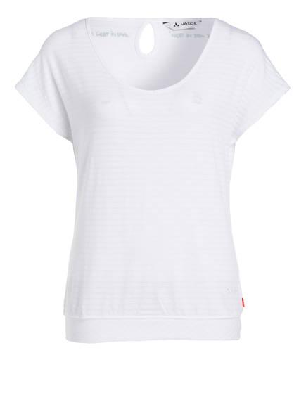 VAUDE T-Shirt SKOMER , Farbe: WEISS (Bild 1)