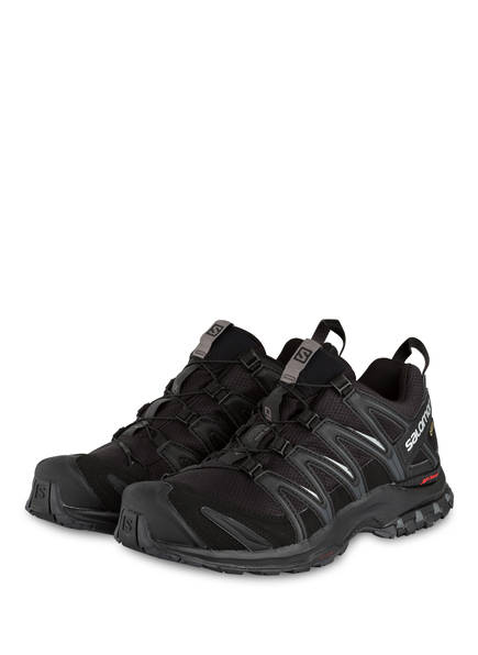 SALOMON Trailrunning-Schuhe XA PRO 3D GTX, Farbe: SCHWARZ (Bild 1)