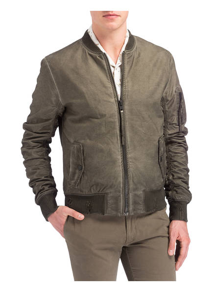 tigha Blouson TUCKER in Destroyed-Optik