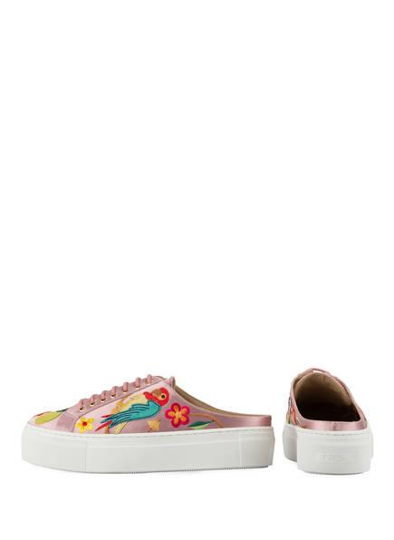 ras Slipper im Sneaker-Stil