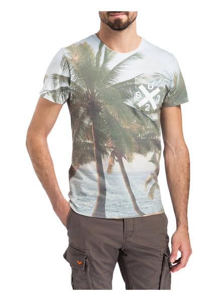 Superdry T-Shirt HUNINGTON