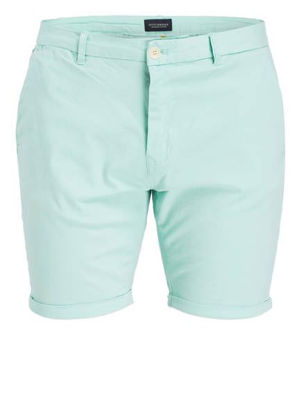 SCOTCH & SODA Chino-Shorts, Farbe: MINT (Bild 1)