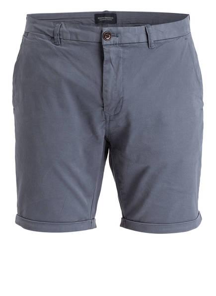 SCOTCH & SODA Chino-Shorts, Farbe: GRAUBLAU (Bild 1)