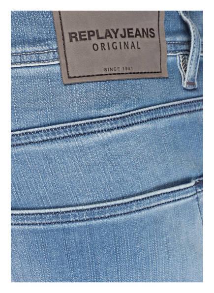 REPLAY Jeans-Shorts HYPERFLEX Slim-Fit