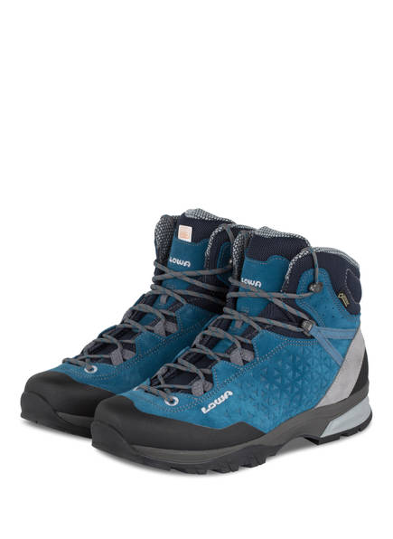 LOWA Trekking-Schuhe SASSA GTX MID , Farbe: BLAU (Bild 1)