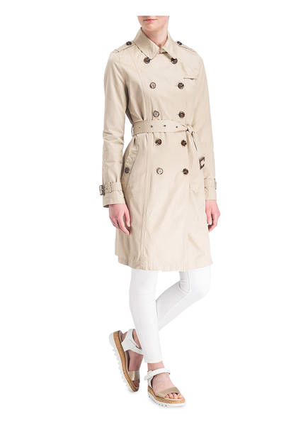 White Label Trenchcoat