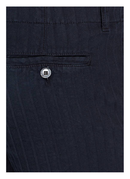 CLOSED Shorts mit Leinenanteil