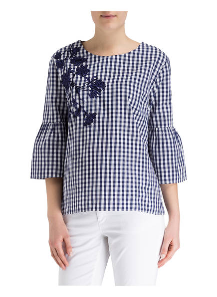 DARLING HARBOUR Bluse mit Stickerei