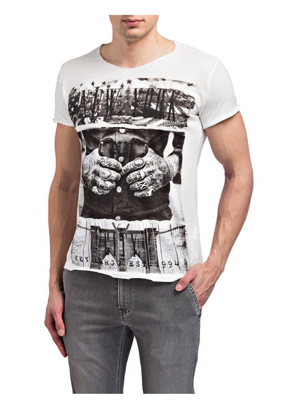 KEY LARGO T-Shirt NEW YORK