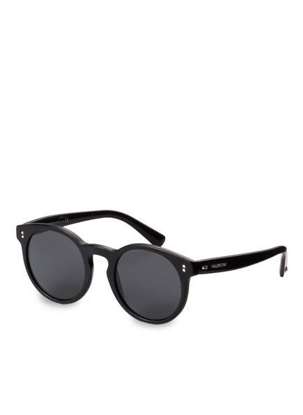Valentino Damen Sonnenbrille » VA4009«, schwarz, 501087 - schwarz/schwarz