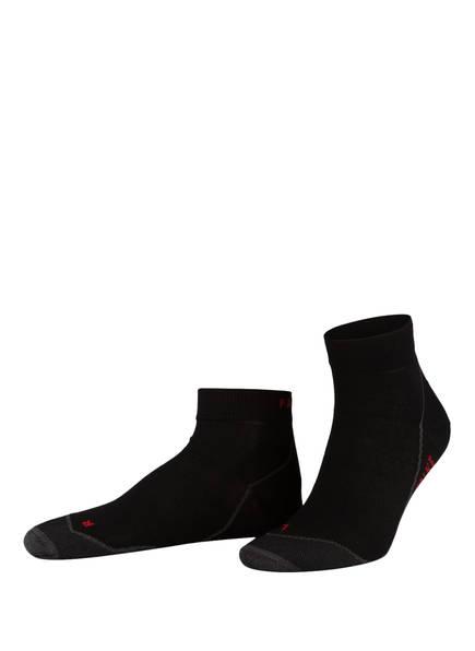 FALKE Running-Socken IMPULSE AIR, Farbe: 3000 BLACK (Bild 1)